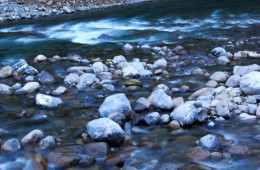 Swift River Haiku